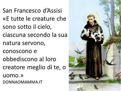 San Francesco d'Assisi Tutte le creature